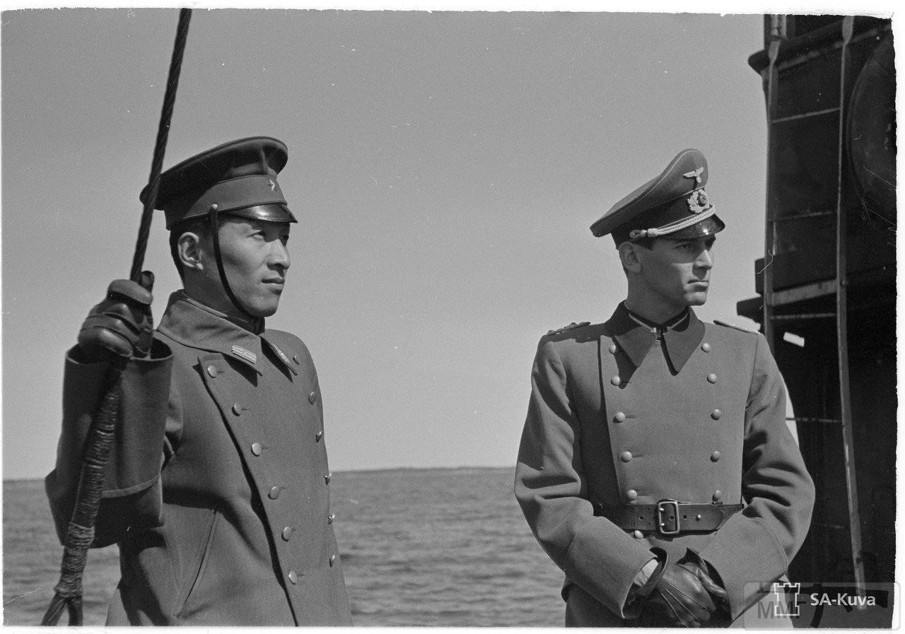 44919 - Военное фото 1941-1945 г.г. Восточный фронт.