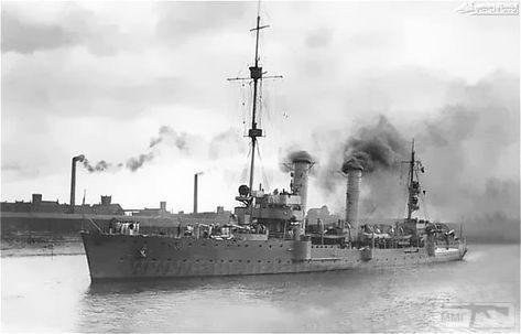 44958 - Крейсер Amazone