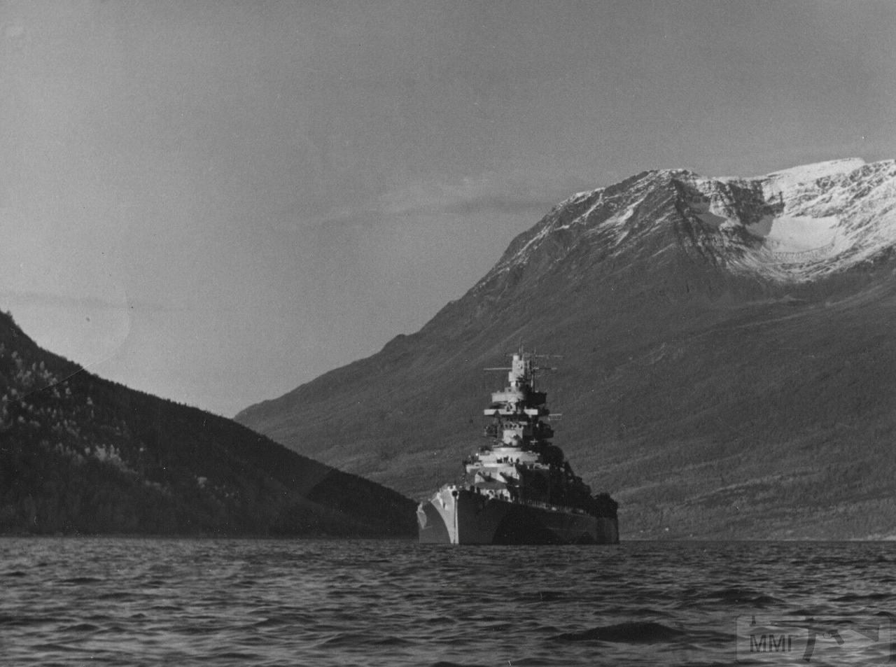 44963 - Линкор Tirpitz