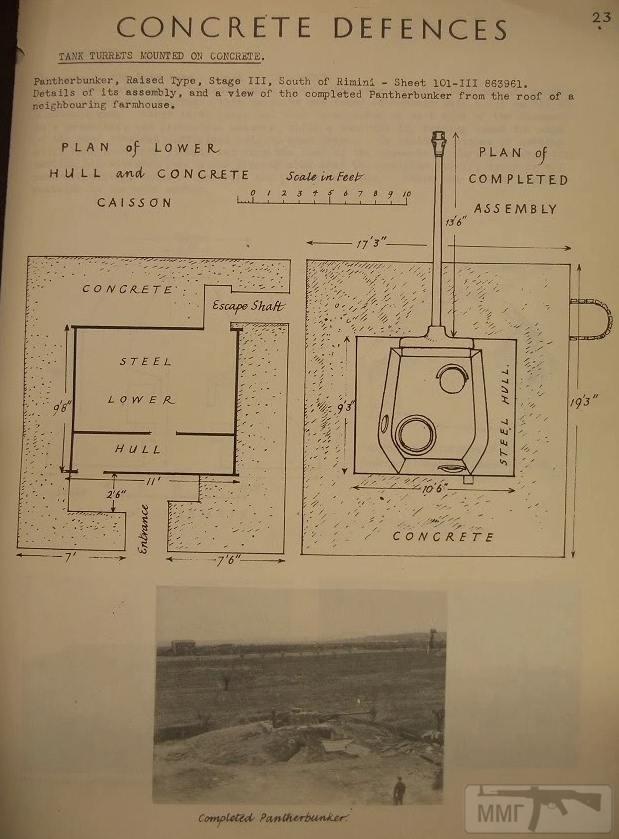 44983 - Немецкая полевая фортификация WW2