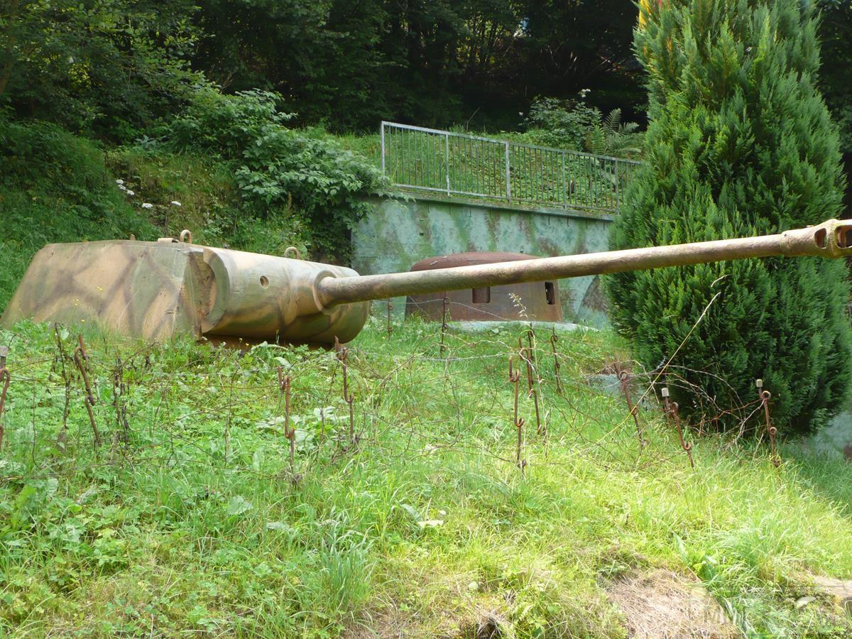44986 - Немецкая полевая фортификация WW2