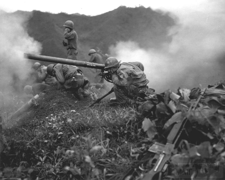4507 - Война в Корее (25.06.1950 - 27.07.1953)