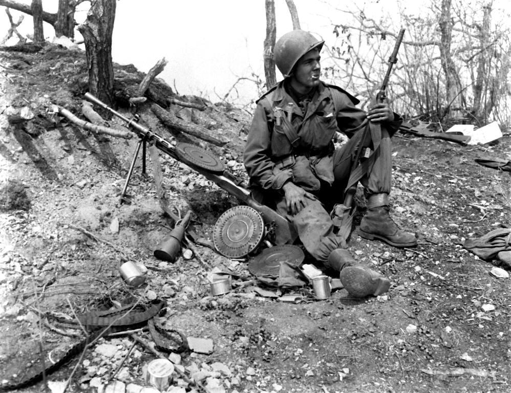 4508 - Война в Корее (25.06.1950 - 27.07.1953)