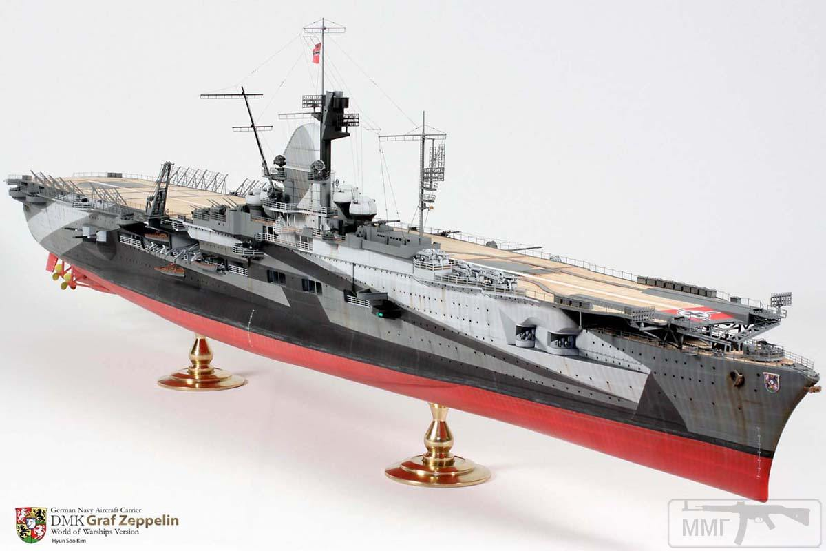 45266 - Авианосец Graf Zeppelin