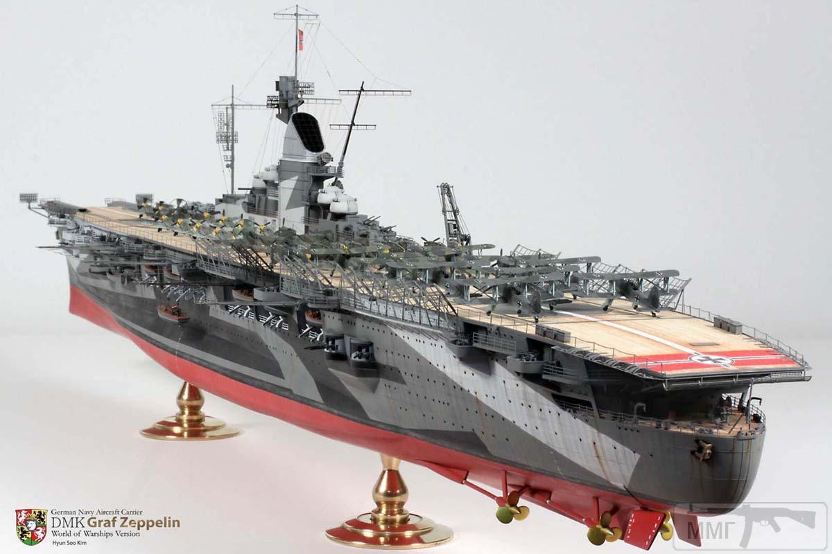 45267 - Авианосец Graf Zeppelin