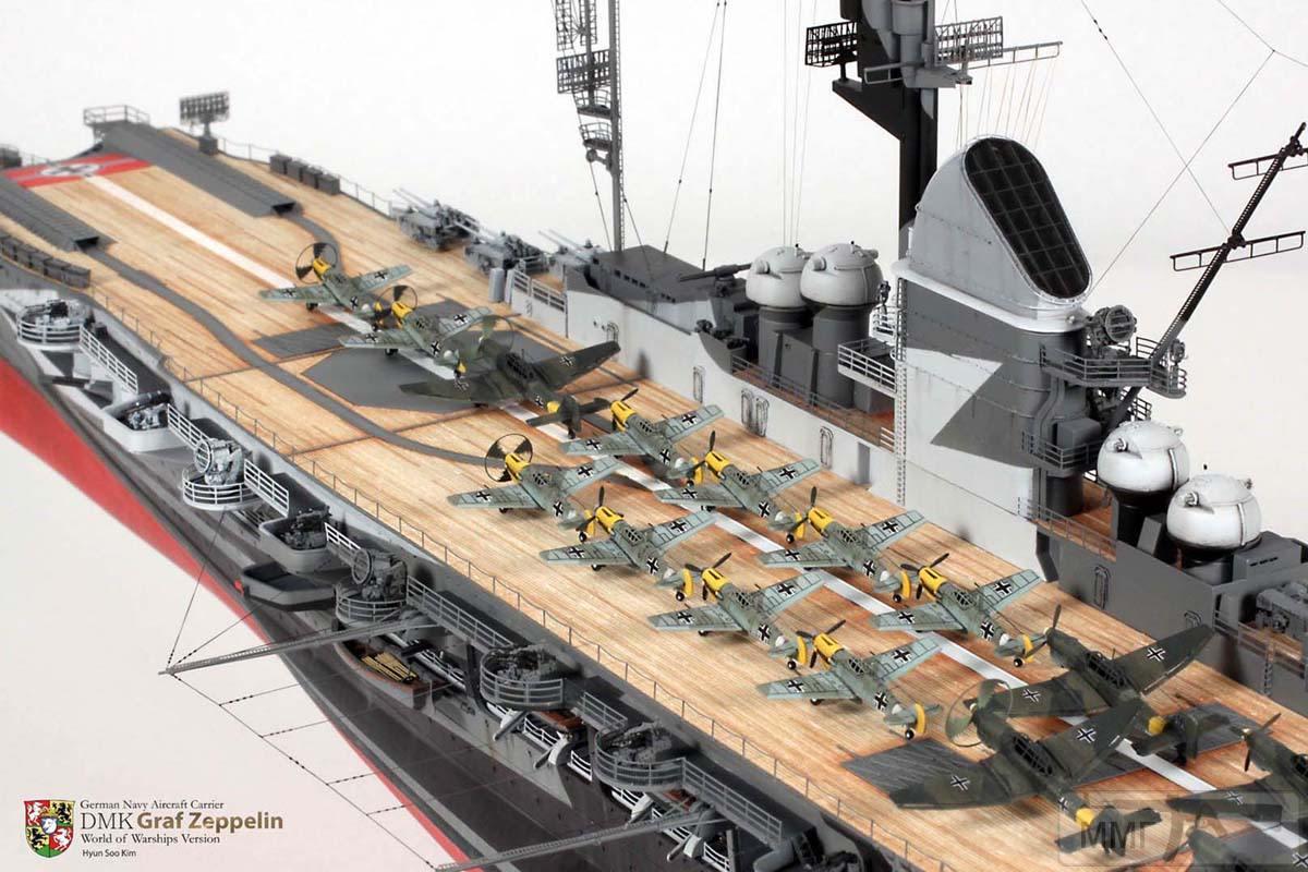 45268 - Авианосец Graf Zeppelin