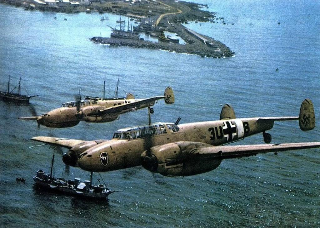 4531 - Самолеты Luftwaffe