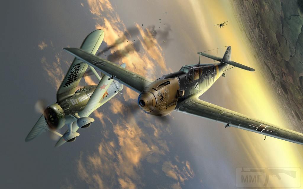 4534 - Самолеты Luftwaffe