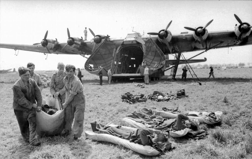 4545 - Самолеты Luftwaffe