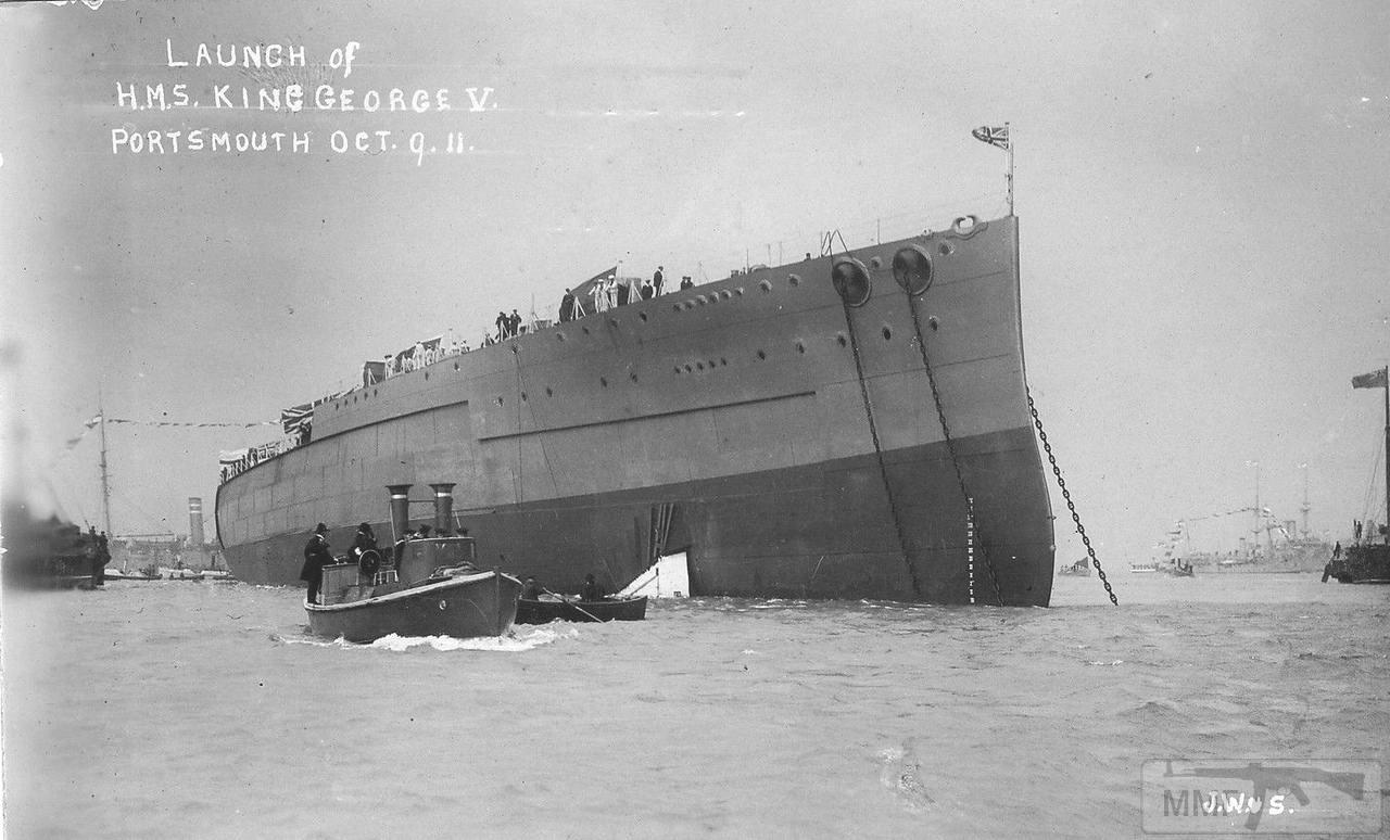 45479 - HMS King George V
