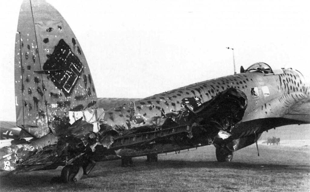 4554 - Самолеты Luftwaffe