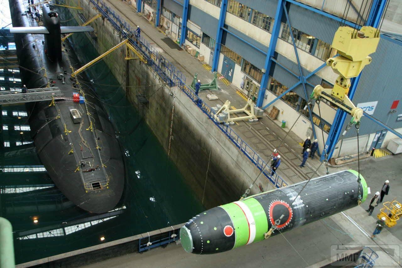 45600 - Атомные субмарины.