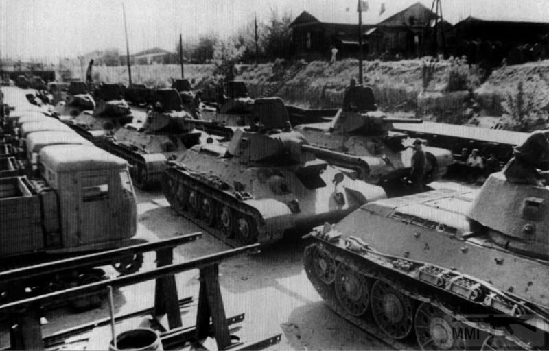 45602 - Военное фото 1941-1945 г.г. Восточный фронт.