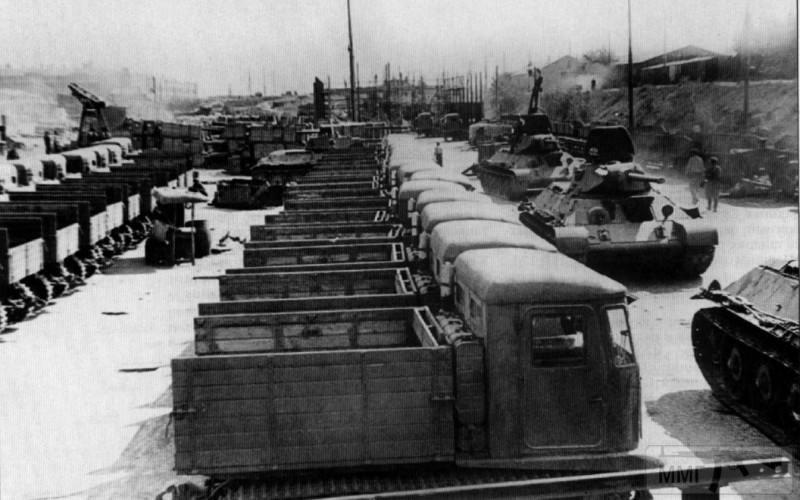 45603 - Военное фото 1941-1945 г.г. Восточный фронт.