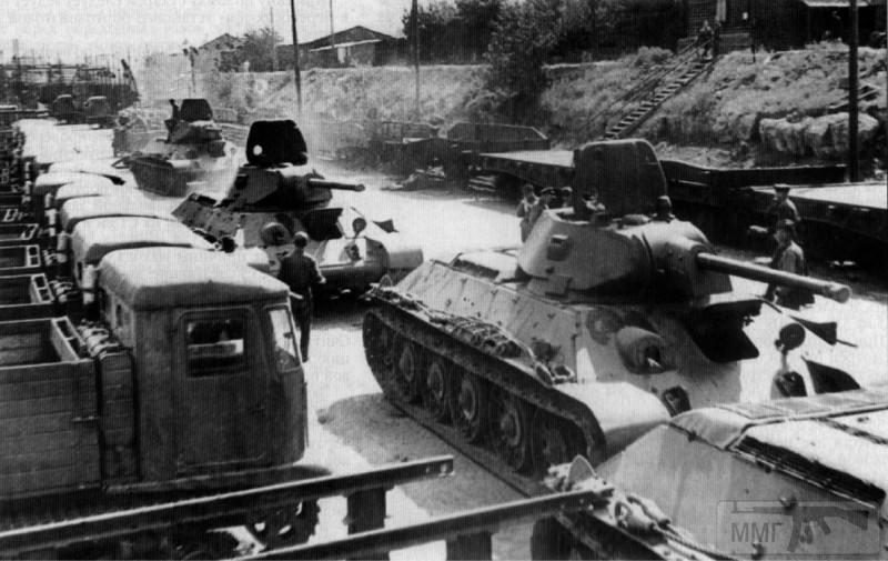45604 - Военное фото 1941-1945 г.г. Восточный фронт.