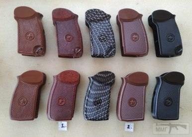 45643 - Продам новые рукоятки на МР, ПМ, ПМР, ПСМ, ТТ: