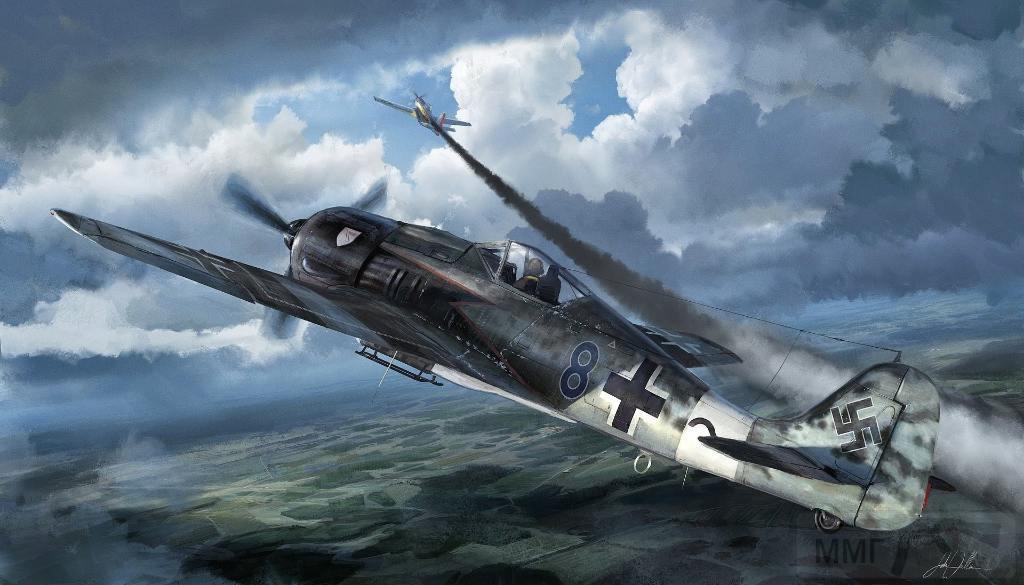 4566 - Самолеты Luftwaffe