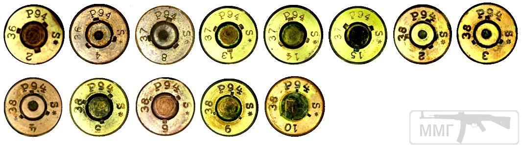45711 - Патрон 7,92x57 «Маузер» - виды, маркировка, история