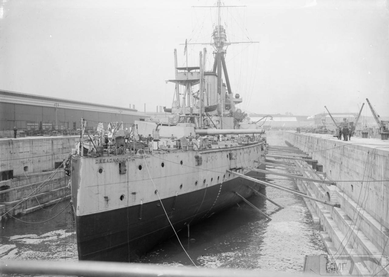 45718 - HMS Dreadnought