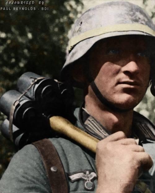 4572 - Гранаты Германской армии WW2