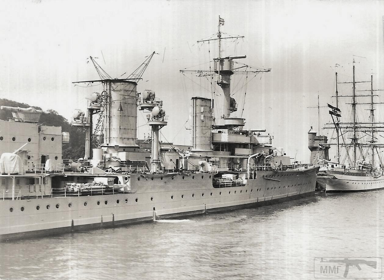 45732 - Легкий крейсер Königsberg