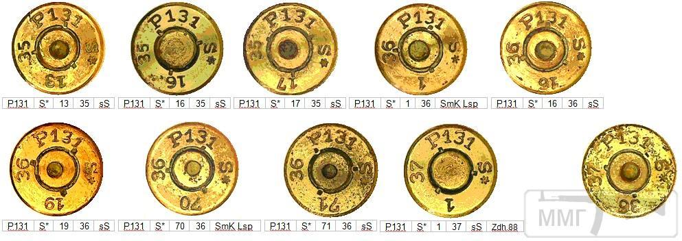 45734 - Патрон 7,92x57 «Маузер» - виды, маркировка, история