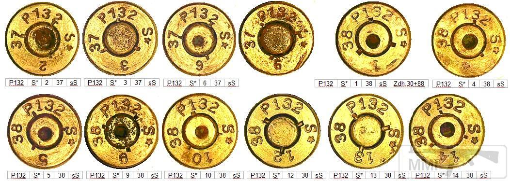 45739 - Патрон 7,92x57 «Маузер» - виды, маркировка, история