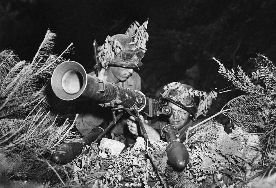 4582 - Война в Корее (25.06.1950 - 27.07.1953)