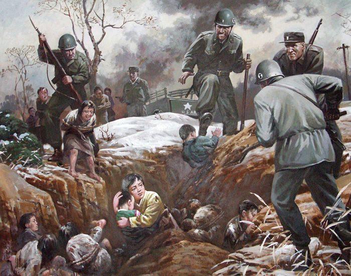 4589 - Война в Корее (25.06.1950 - 27.07.1953)