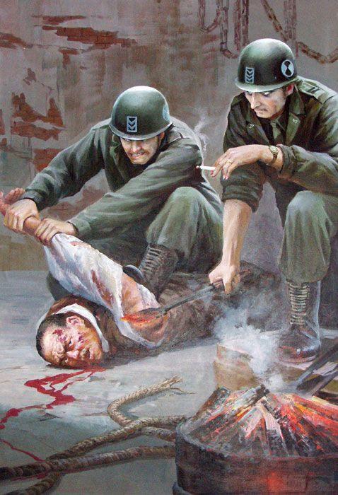 4590 - Война в Корее (25.06.1950 - 27.07.1953)