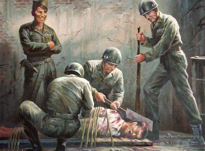 4591 - Война в Корее (25.06.1950 - 27.07.1953)