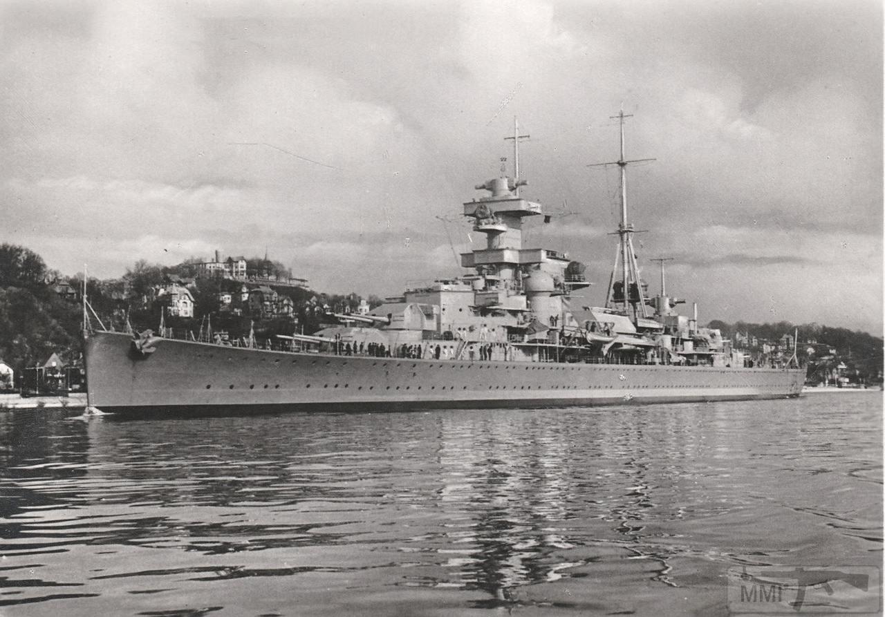 45955 - Тяжелый крейсер Admiral Hipper
