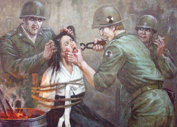 4597 - Война в Корее (25.06.1950 - 27.07.1953)