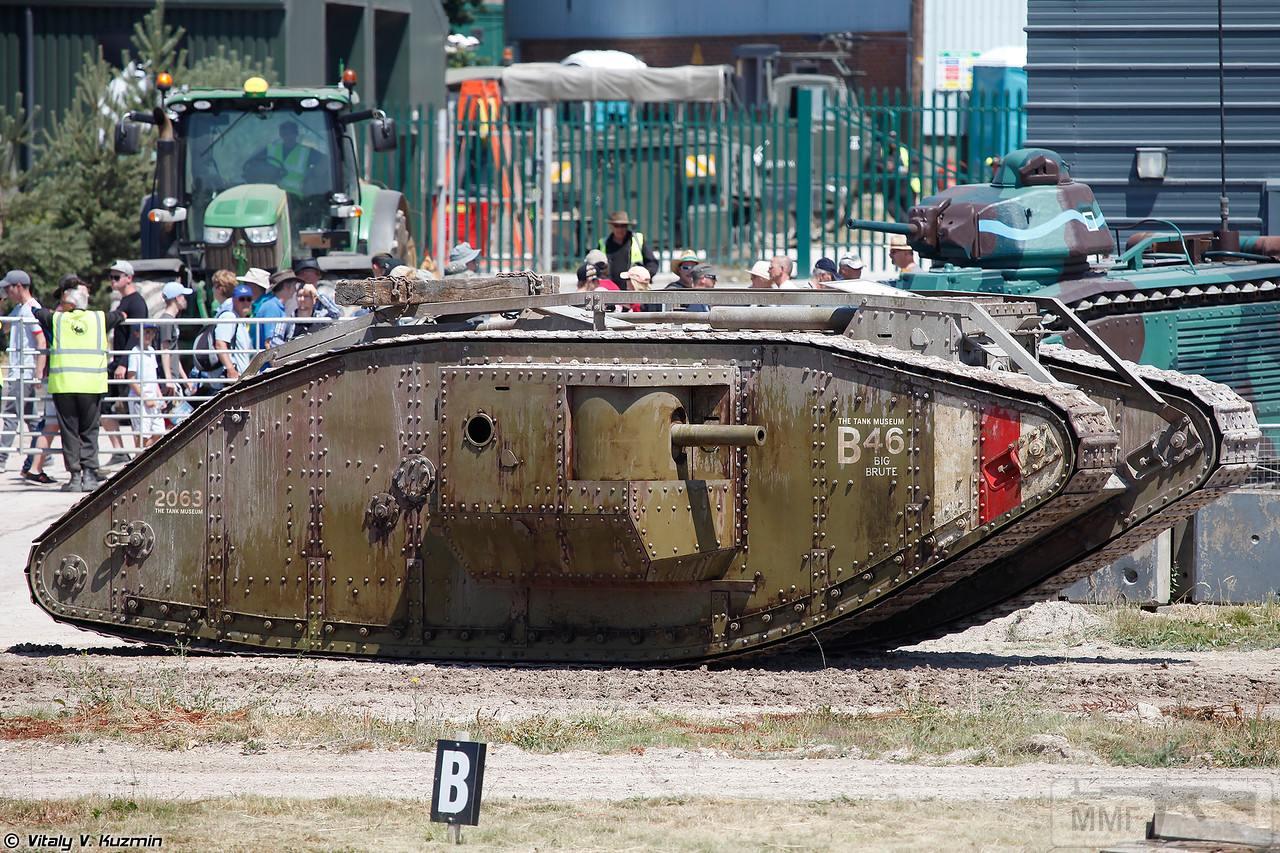 46281 - Танки Первой мировой