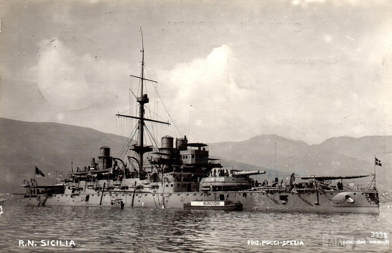 46378 - Броненосец Sicilia