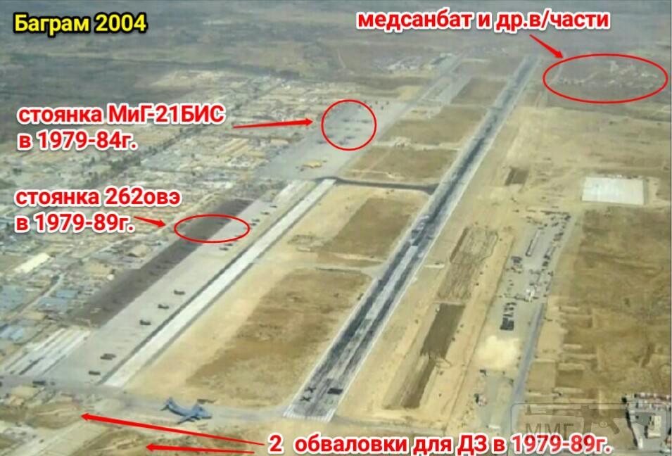 46400 - Авиация в Афганской войне 1979-1989 гг.