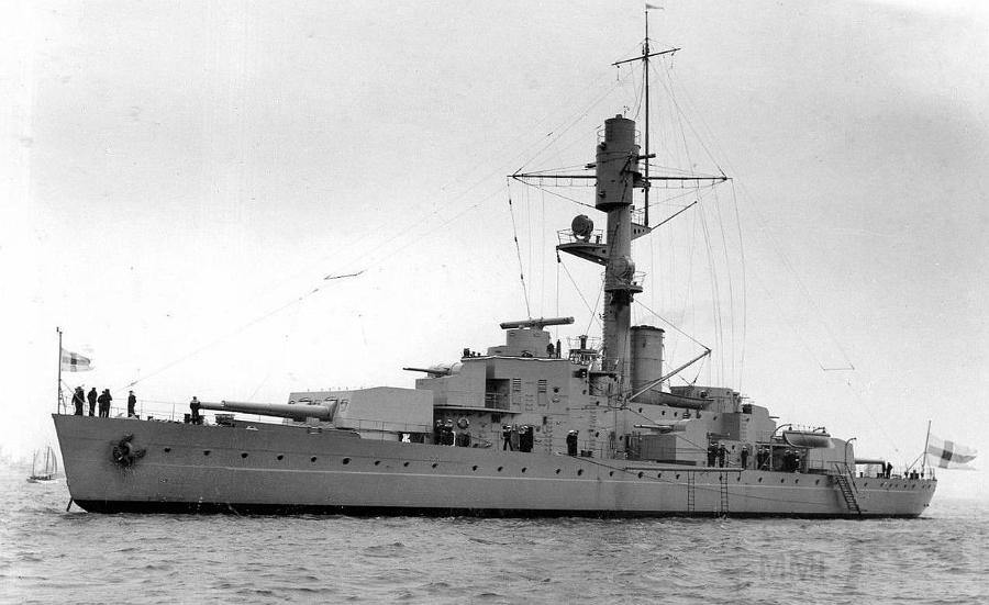 4643 - Флоты малых стран Балтики