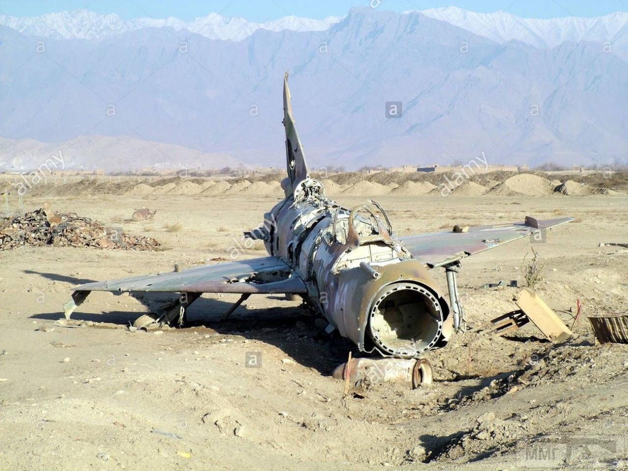 46601 - Авиация в Афганской войне 1979-1989 гг.