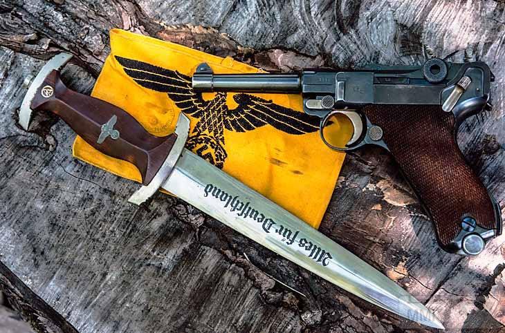 46656 - Немецкие боевые ножи