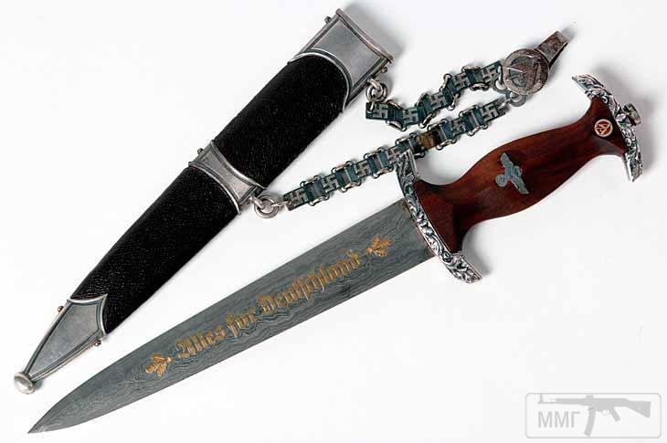 46661 - Немецкие боевые ножи