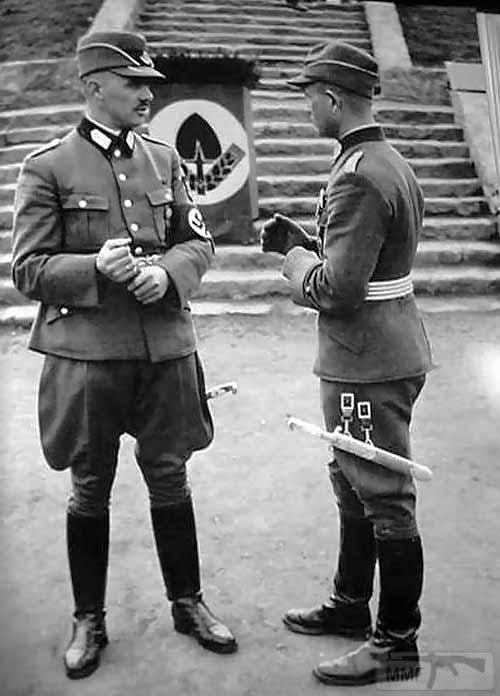 46704 - Немецкие боевые ножи