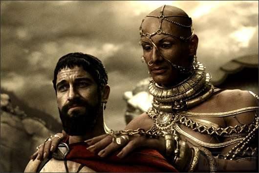 4676 - Греко-Персидские войны.300 Спартанцев, Фермопилы и др.