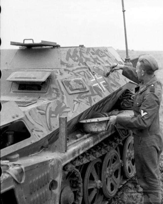 46846 - Военное фото 1941-1945 г.г. Восточный фронт.