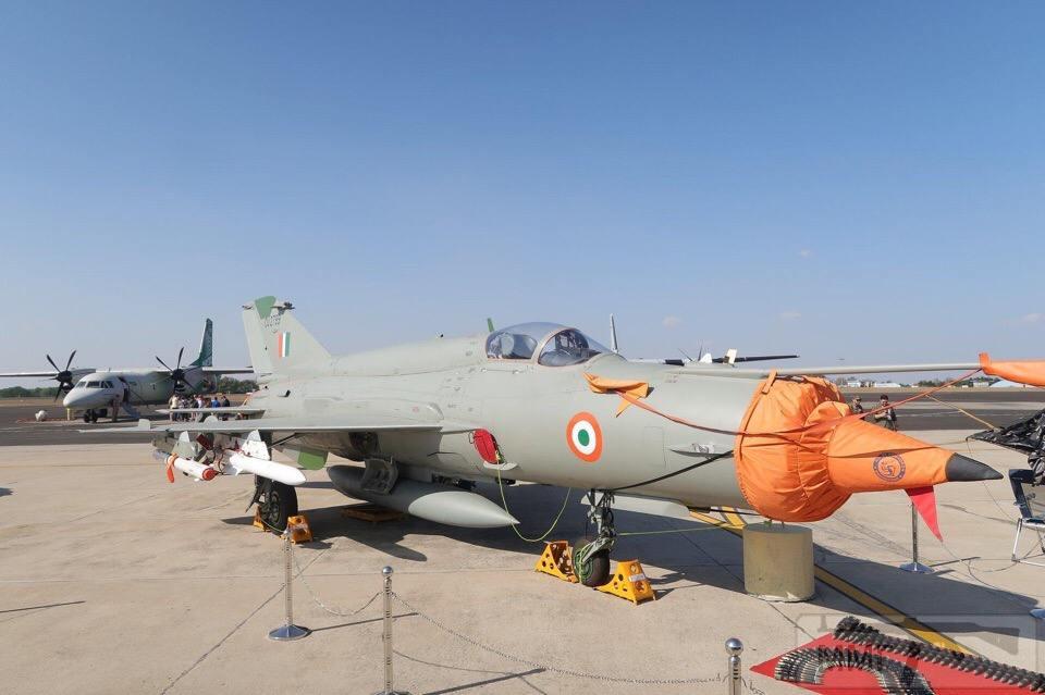 46855 - Последние МиГ-21