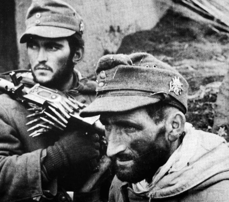 4693 - Все о пулемете MG-34 - история, модификации, клейма и т.д.