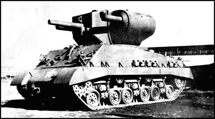4698 - Инженерный танк T31 Demolition Tank (США)
