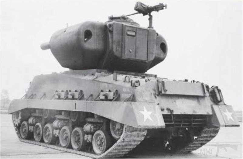 4701 - Инженерный танк T31 Demolition Tank (США)