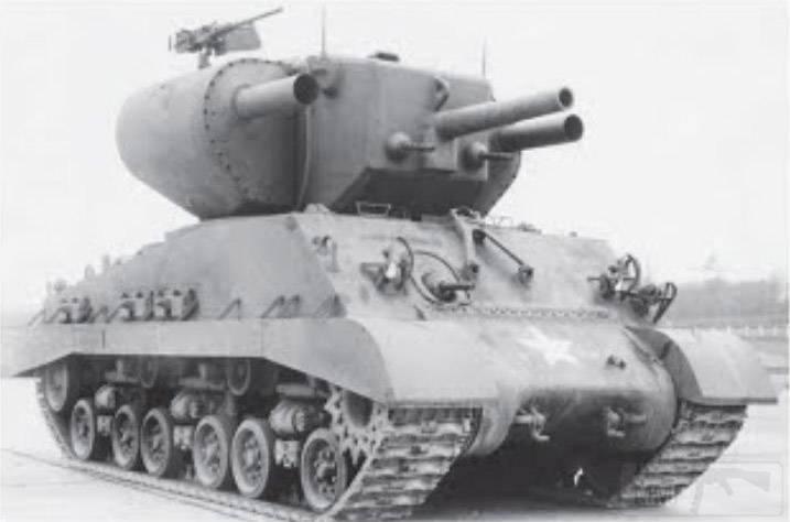 4702 - Инженерный танк T31 Demolition Tank (США)