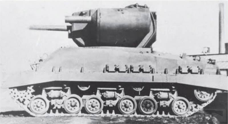 4704 - Инженерный танк T31 Demolition Tank (США)