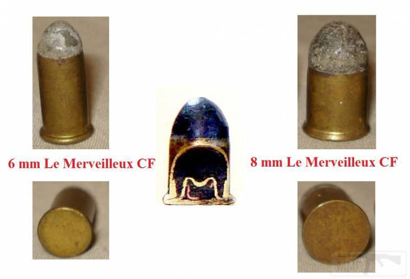 4710 - Французский пистолет-эспандер «Чудесный» (Squeeze Palm Pistol Le Merveilleux)